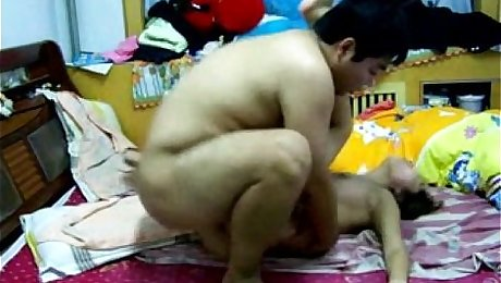 Chinese teen couple having sex on xcamvidz.net